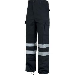 Pantalon avec bandes...
