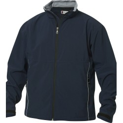 Softshell homme Clique