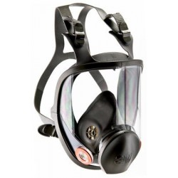 Masque facial 3M série 6000 TM