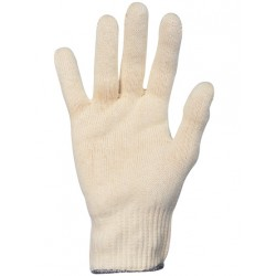 Gant coton tricoté ambidextre