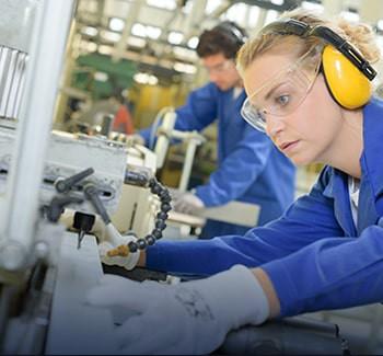 Équipement de protection individuelle pour Industrie